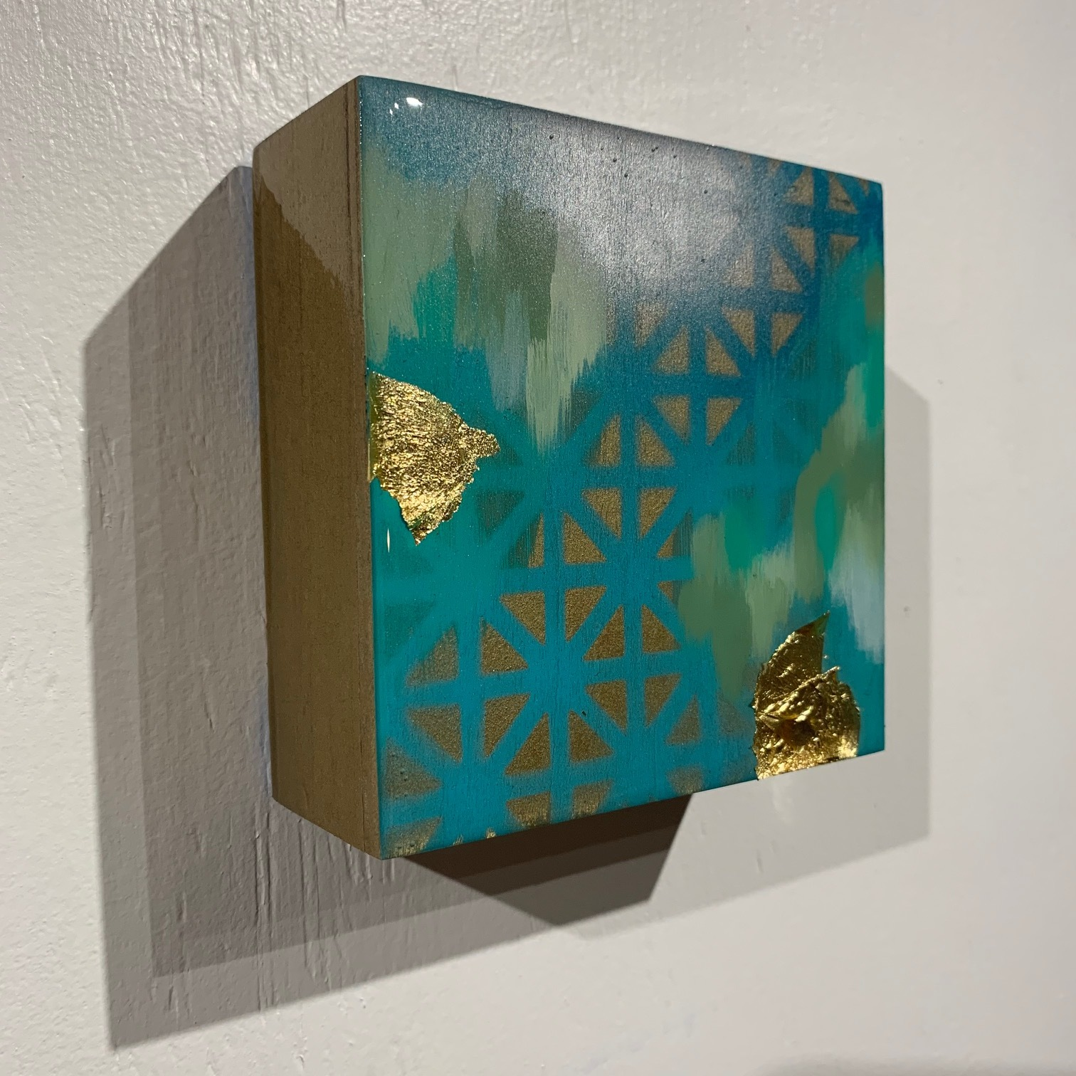 LeahGuzman_ThroatChakra_2018_resin,goldleaf,acrylic_$100.00.jpg