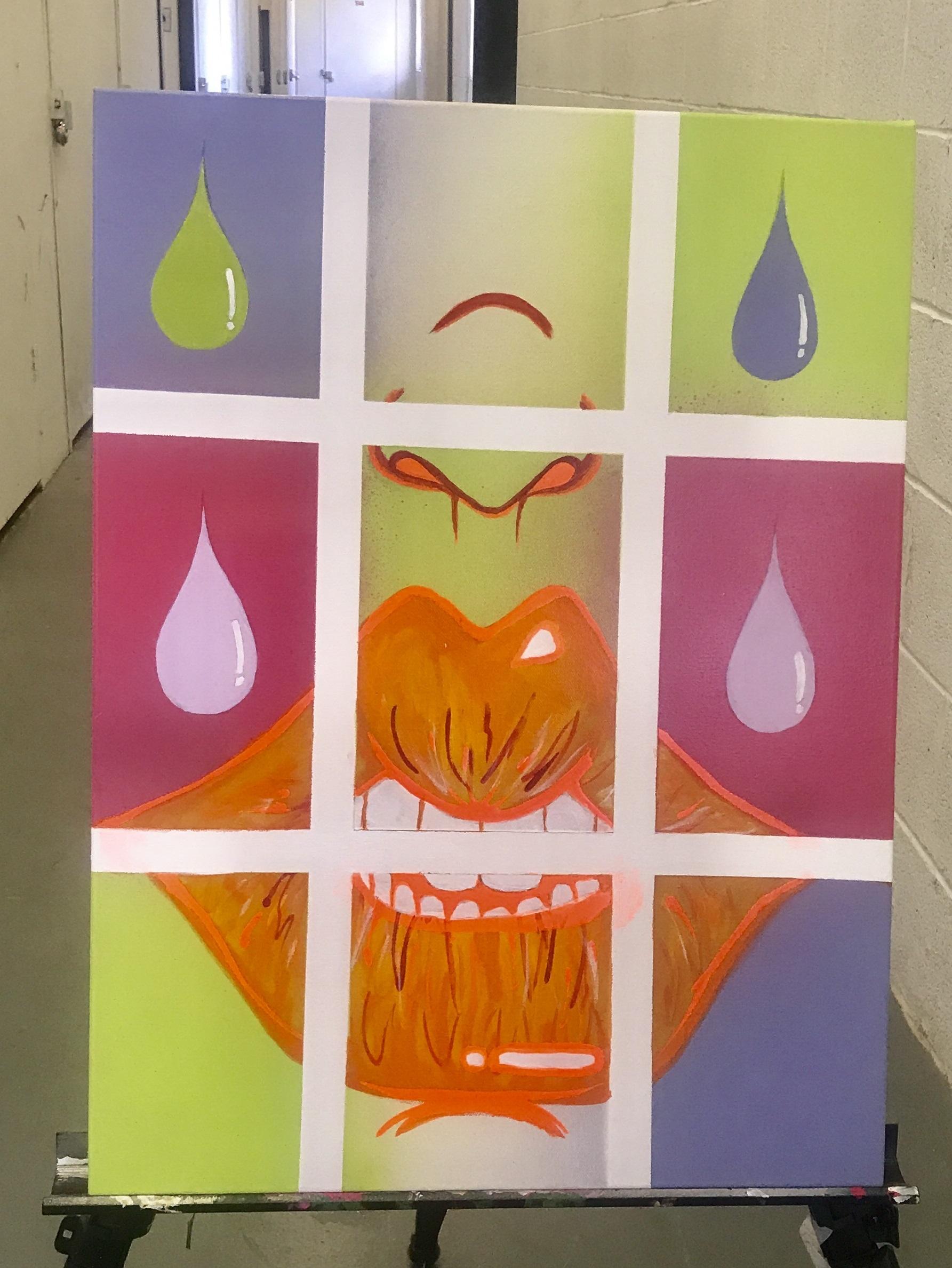 MIMI-Orange Resilience-Mixed Media on Canvas-18x24-$550.jpg