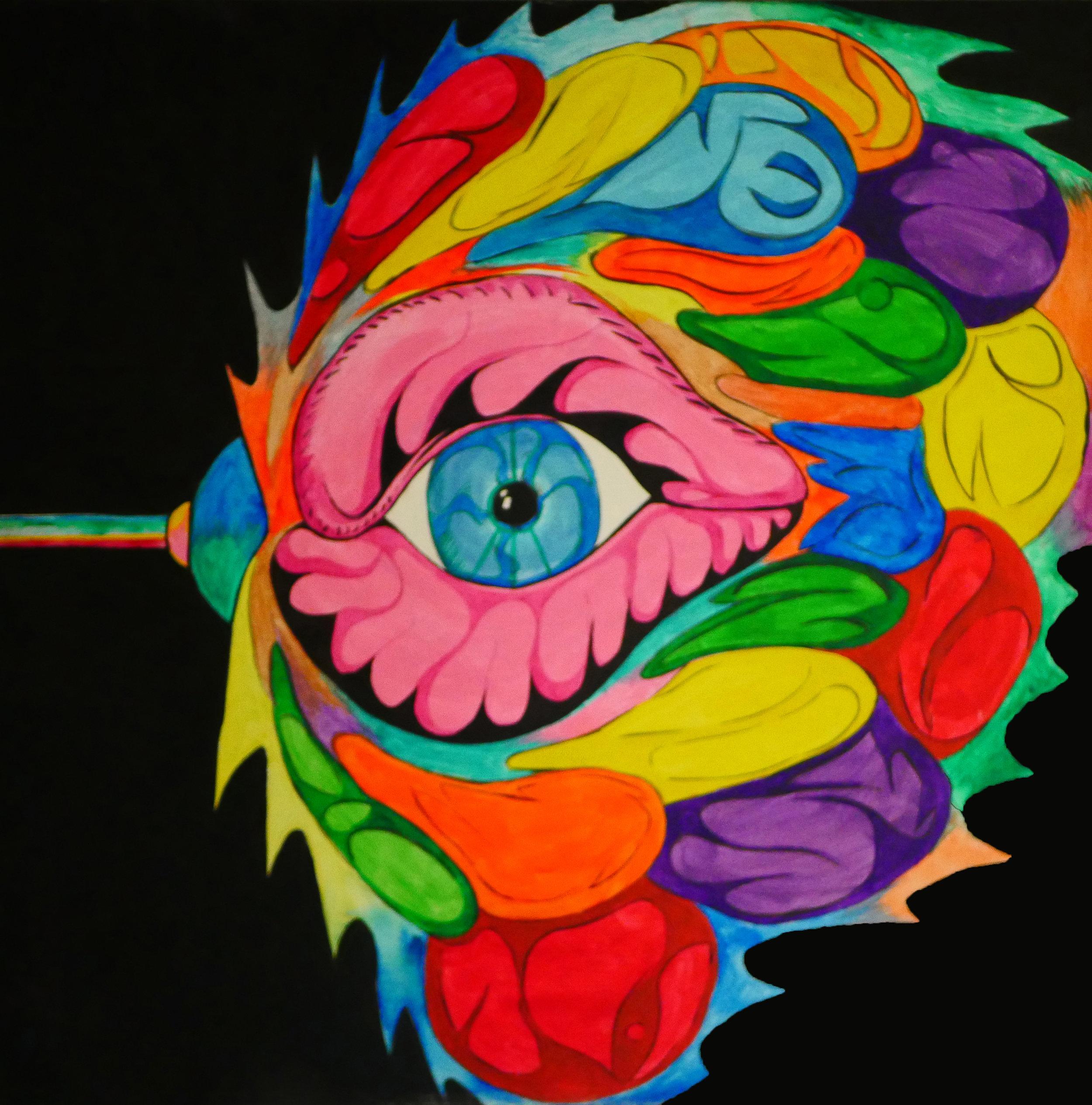 joaquin alonso- EYE- Acrylic on canvas- 24x24- 2016- $1300.jpg