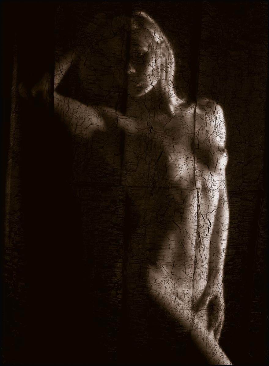 Sam Dobrow-Bronze Nude (20x30)-Giclee-10-2018-$3450.jpg