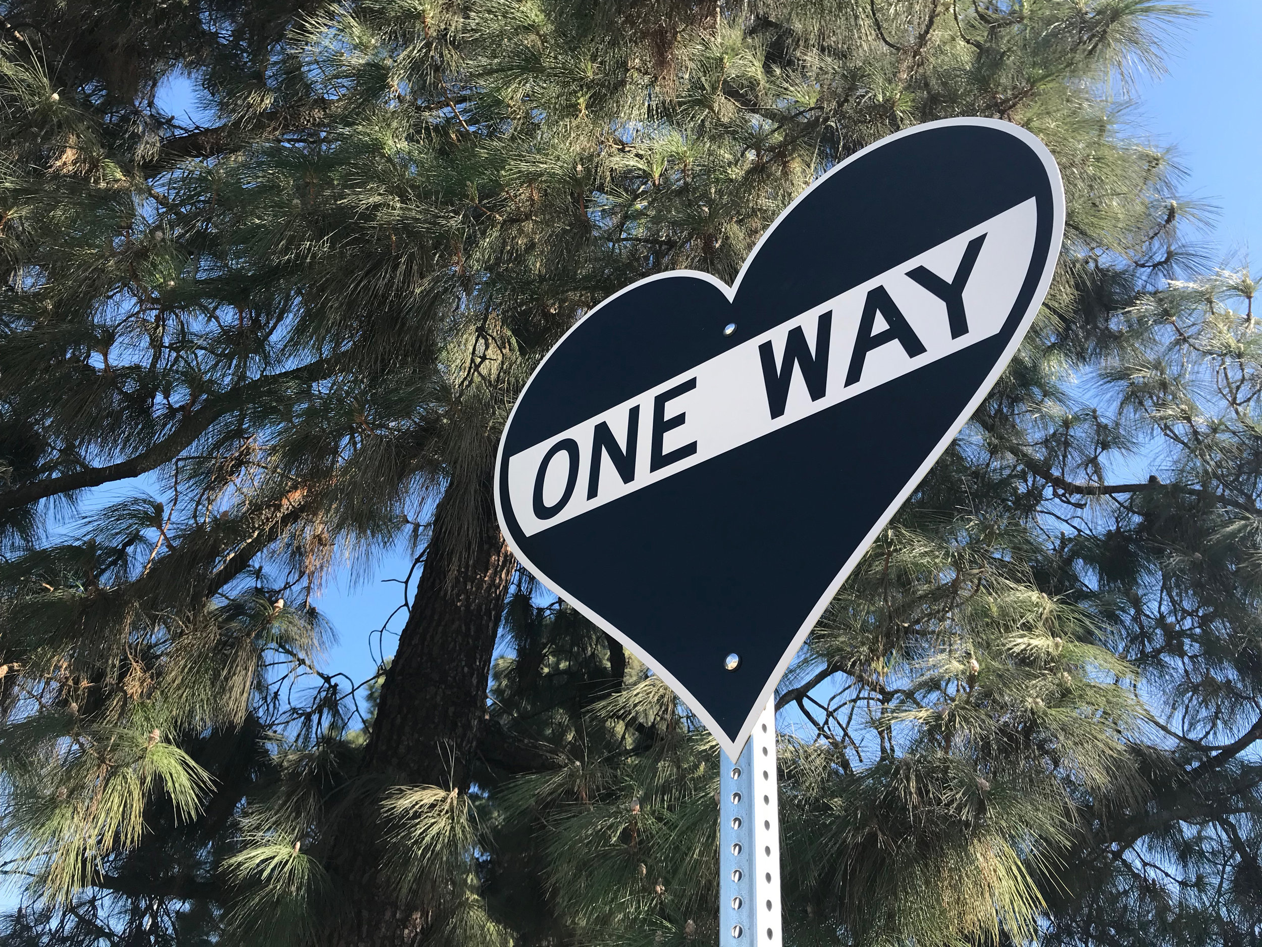 """One Way"" by Scott Froschauer"