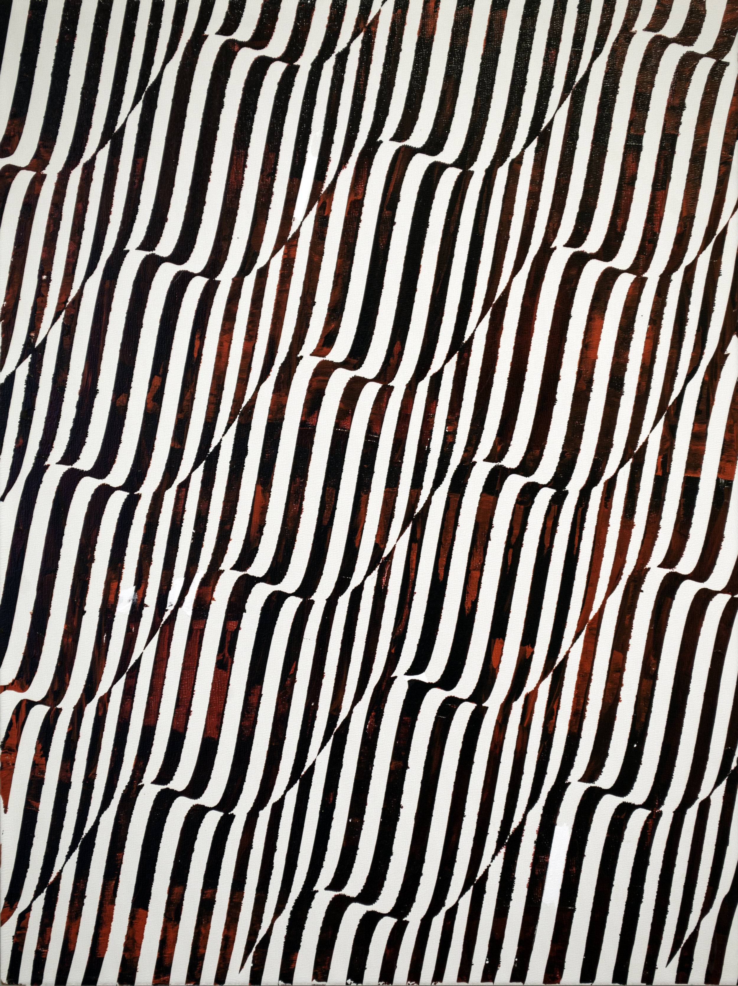 HUE Gallery of Contemporary Art - Sean Christopher Ward - The Bends - Acrylic on MDF - 12x16 - 2019 - $375.jpg