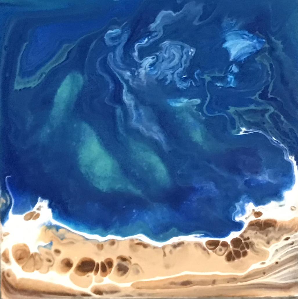 YaniPaints -BEACH BUM C- acrylic on wood panel - 4x4 - 2019 - $75.jpg