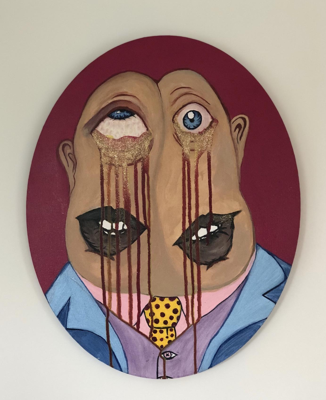 Mimi-Mr.DouglasCraine-14x20-Mixed Media on Canvas-$450.jpg