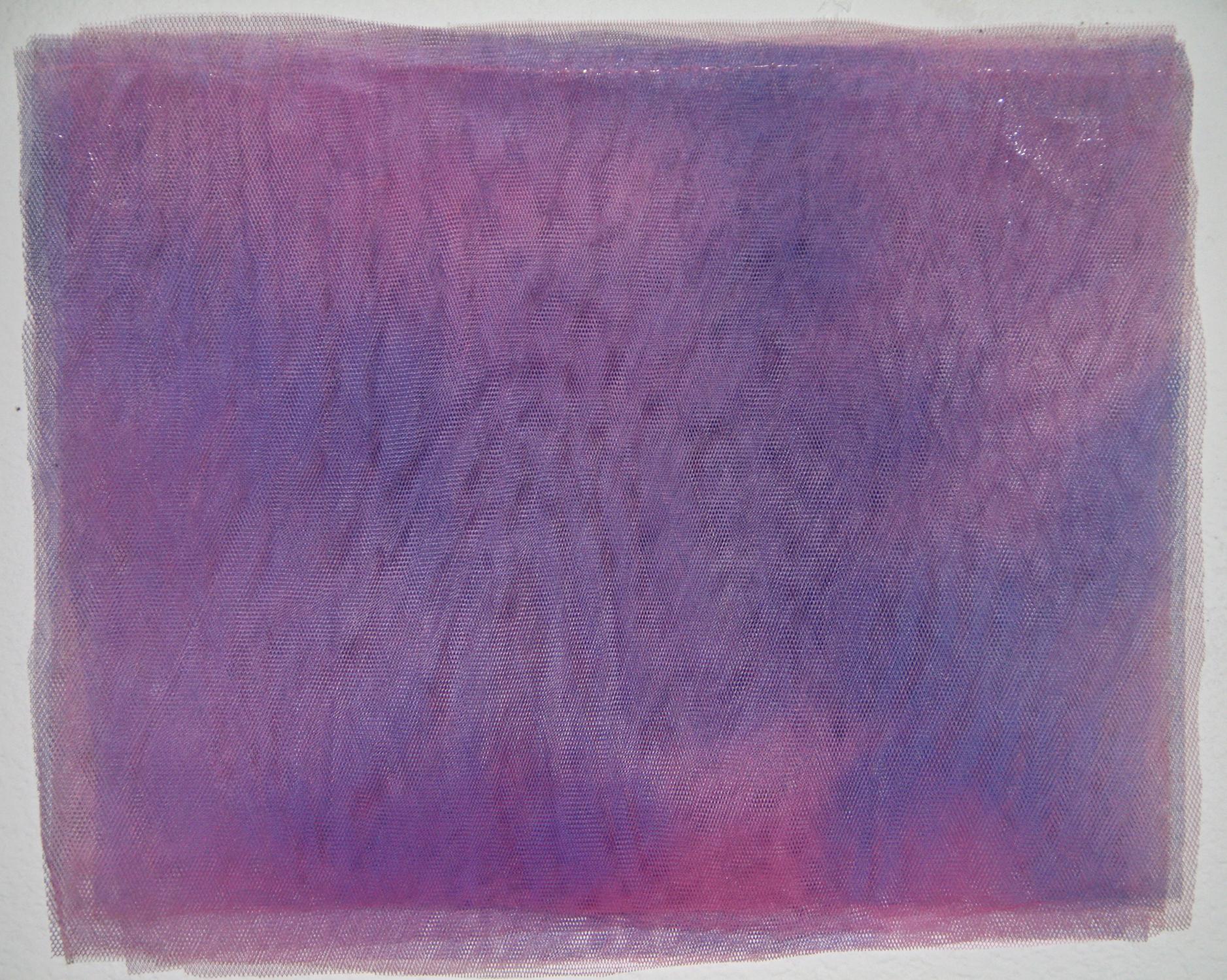 Breslaw,Purple Heaven,layered transparent mesh,paint, 10.25_x 13.75_,2014,$595.jpg
