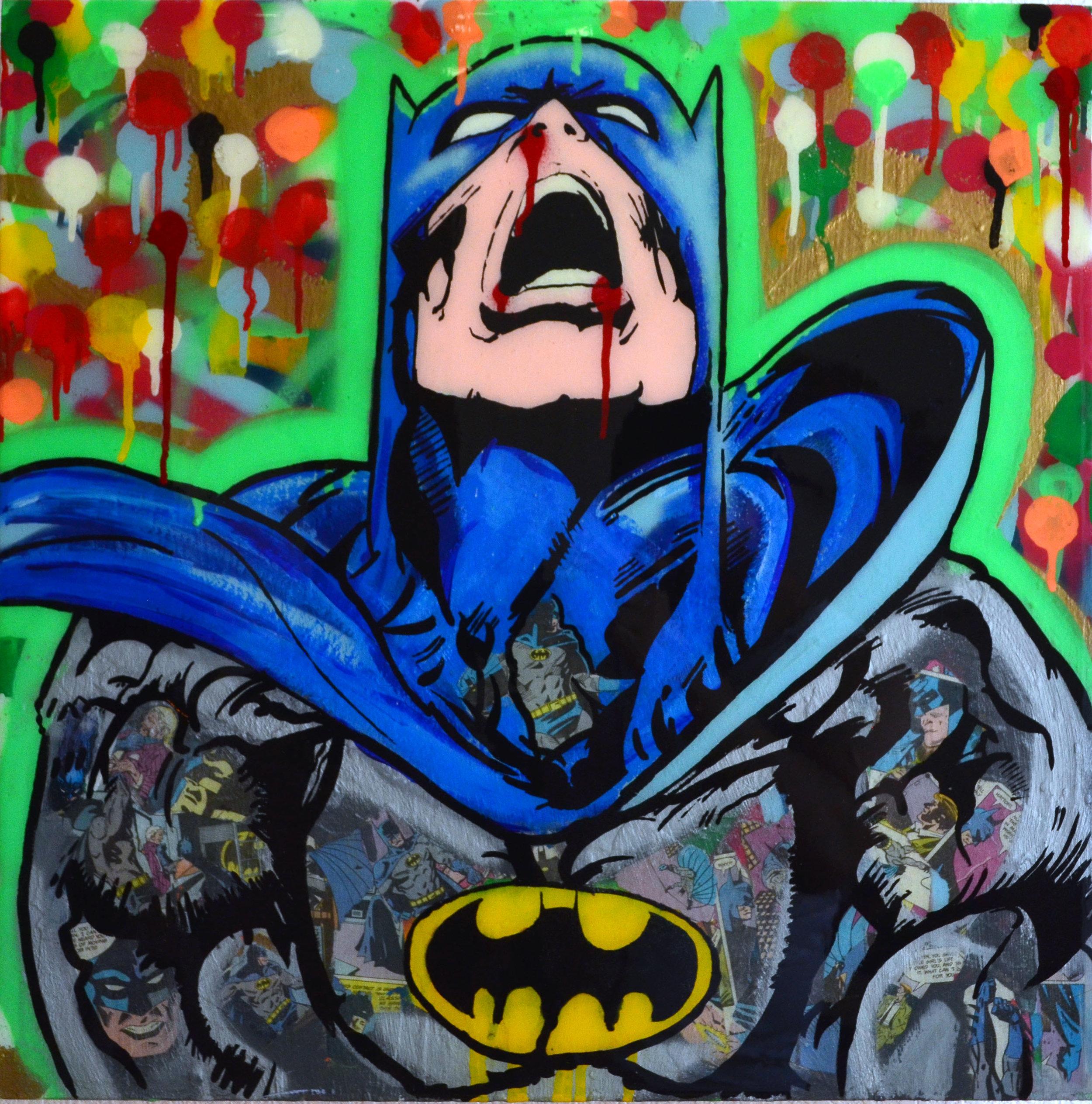 Cisco Lopez Jr Art_Cisco_Batman_22inx22in_Acrylic On Wood Panel Canvas_Edition 1of1_2018_$1150.jpg