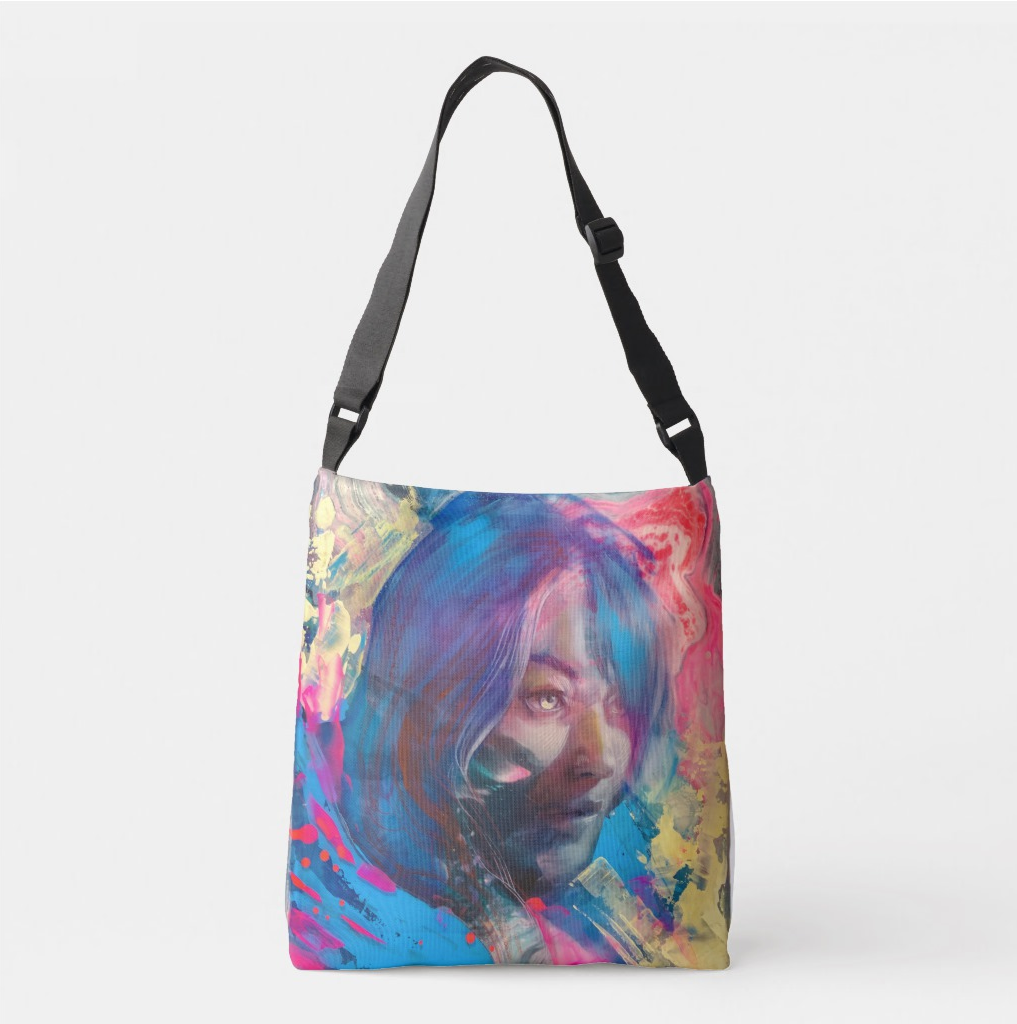 Marc Scheff - Amy - Custom-printed bag - $50.jpg