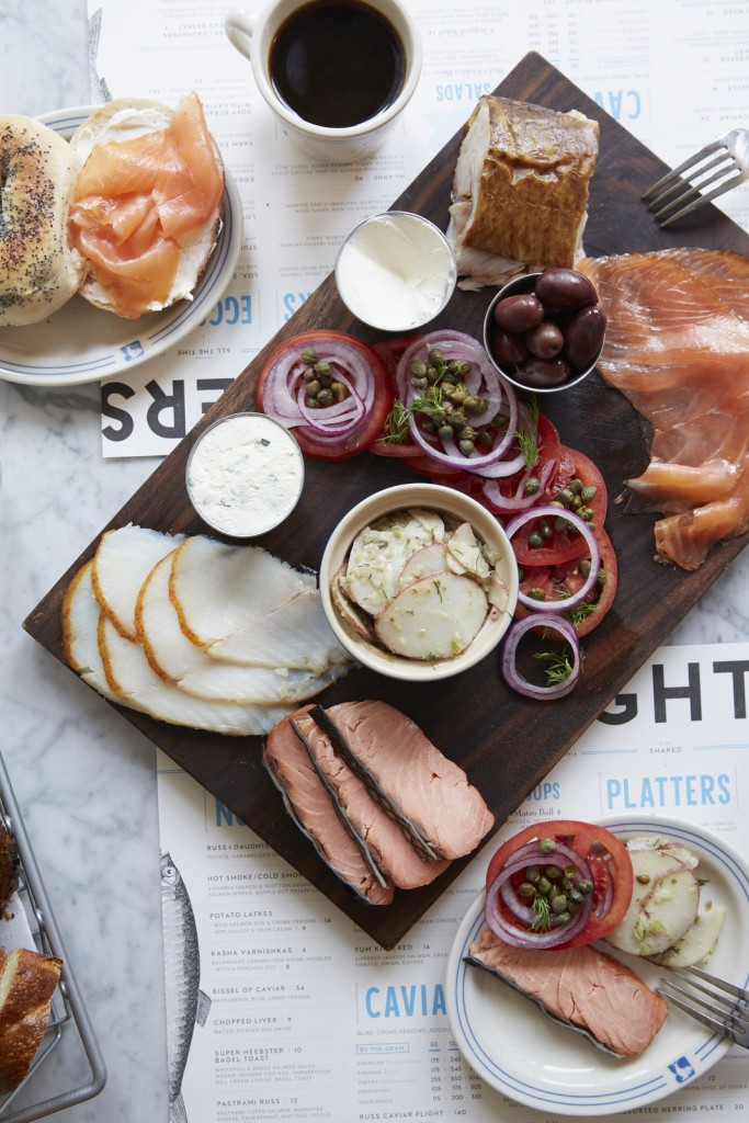 Russ & Daughters Cafe