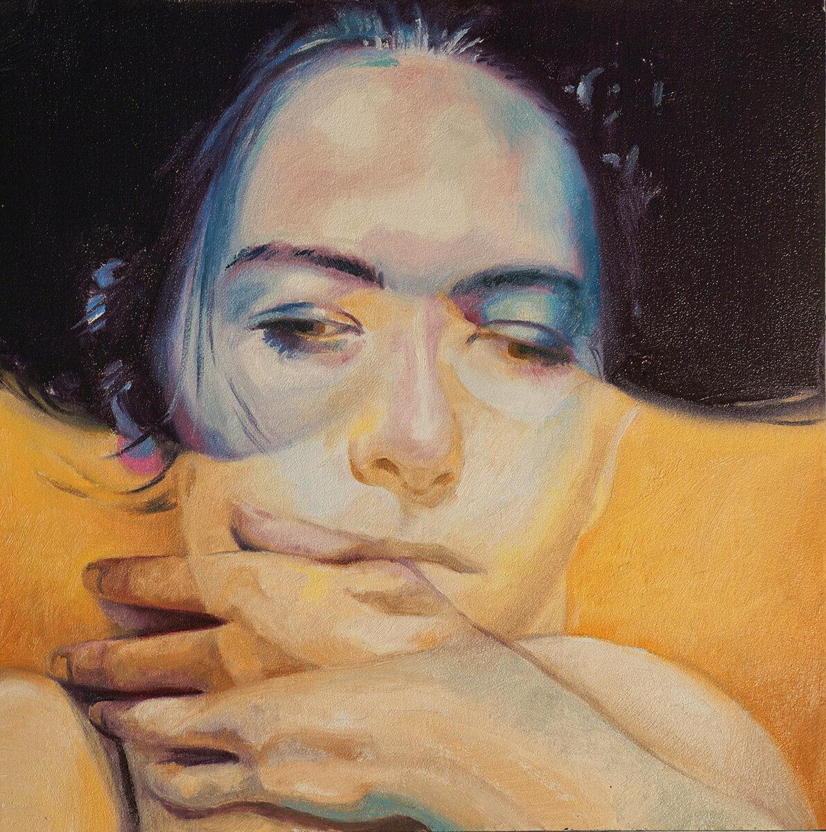 Scott Hutchison - Fade - Oil on Wood - 5 x 5.jpg