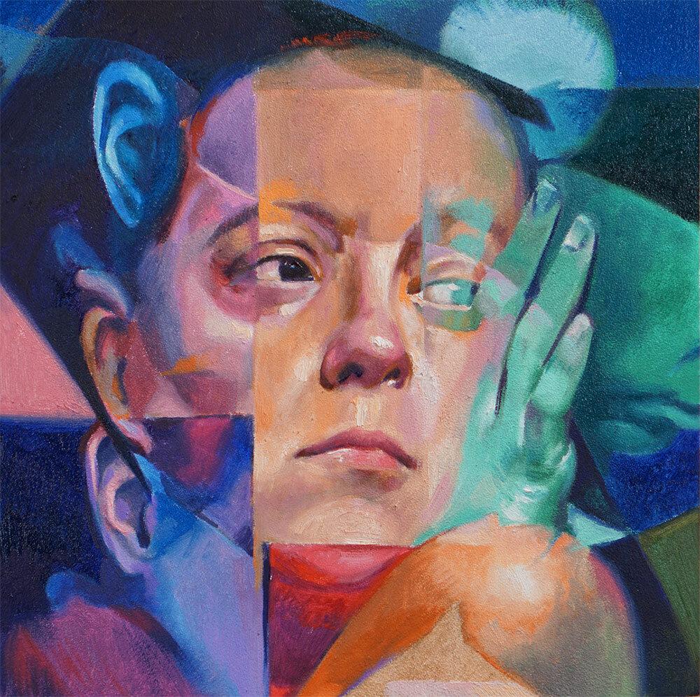 Scott Hutchison - The Shape Of Things - Oil on Wood - 5 x 5.jpg