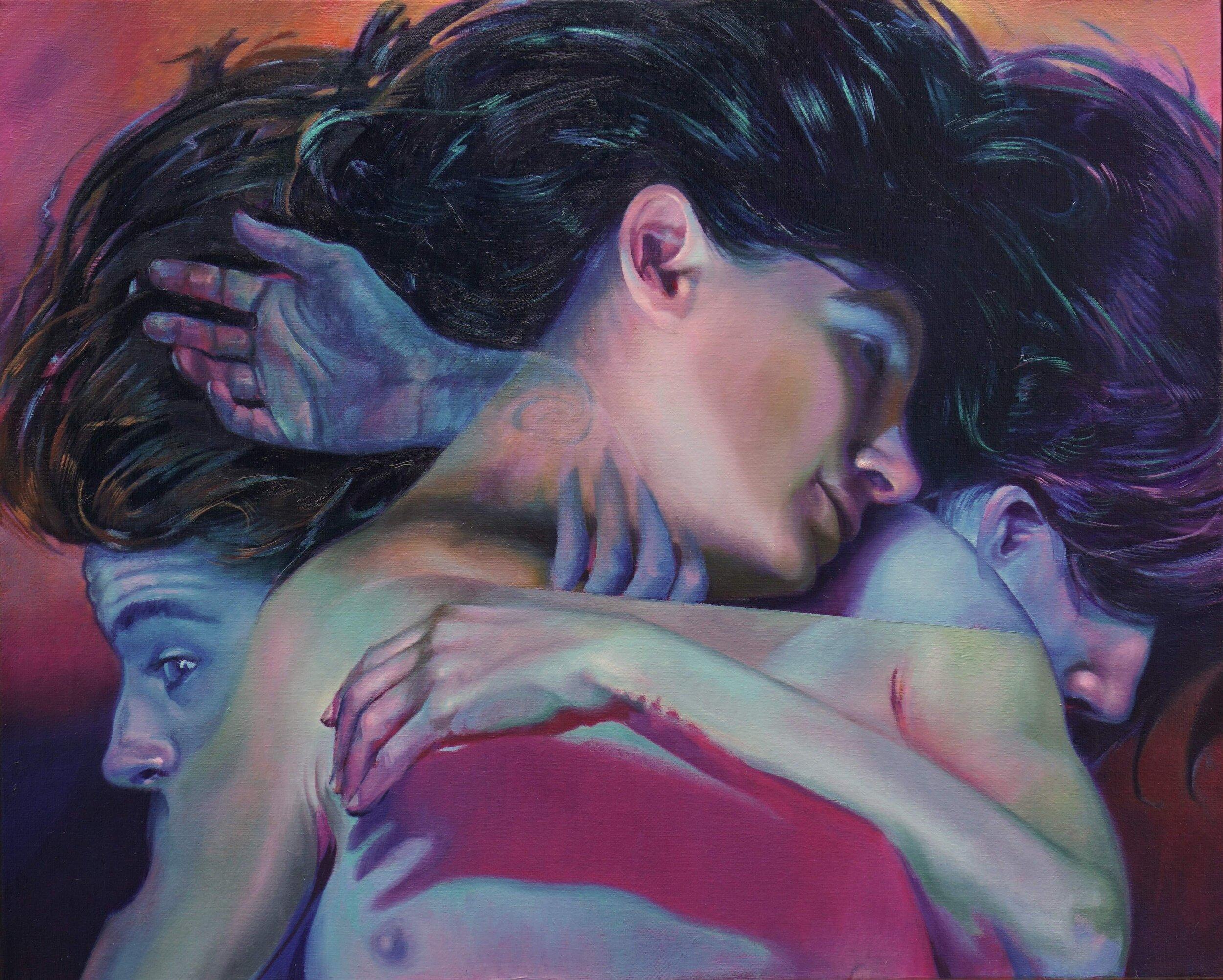 Scott Hutchison - Impermanence -  oil on Linen - 16 x 20.jpg