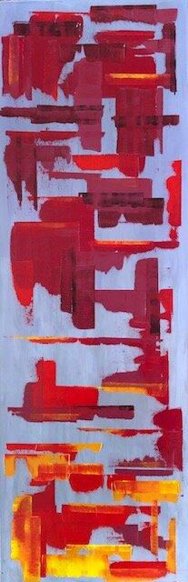 Armand Fogels-Sunset-12x36-Oil on Canvas-2019-$800.jpg