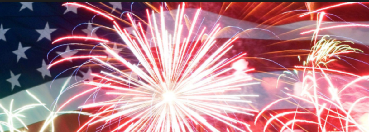 Enjoy this Independence Day with parades, fireworks,music and dance.   Have a fun filled 4th of July!
