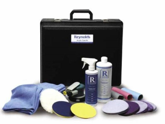 Complete Window Cleaning Kit for Acrylic