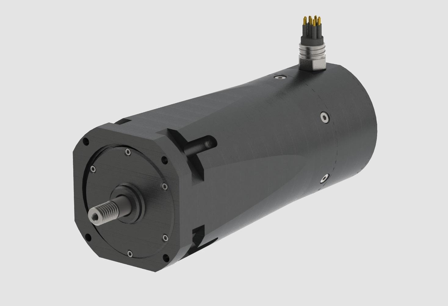 240VDC Brushless Servo Motor