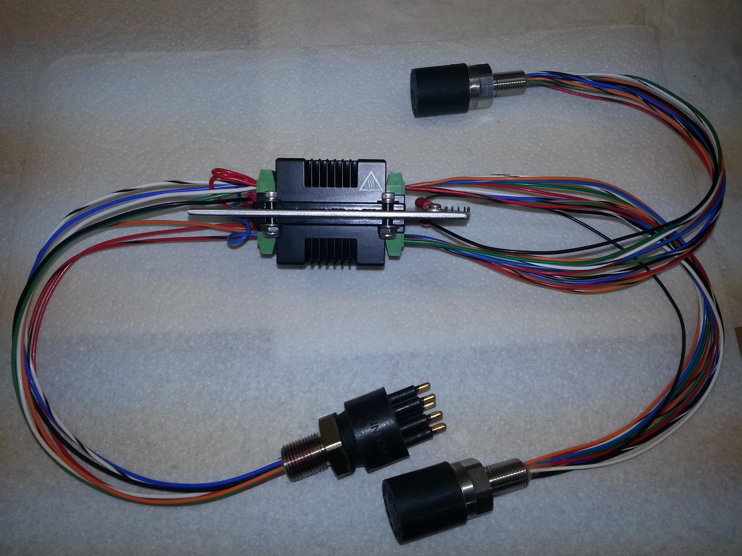 Dual Axis Analog Motor Drives