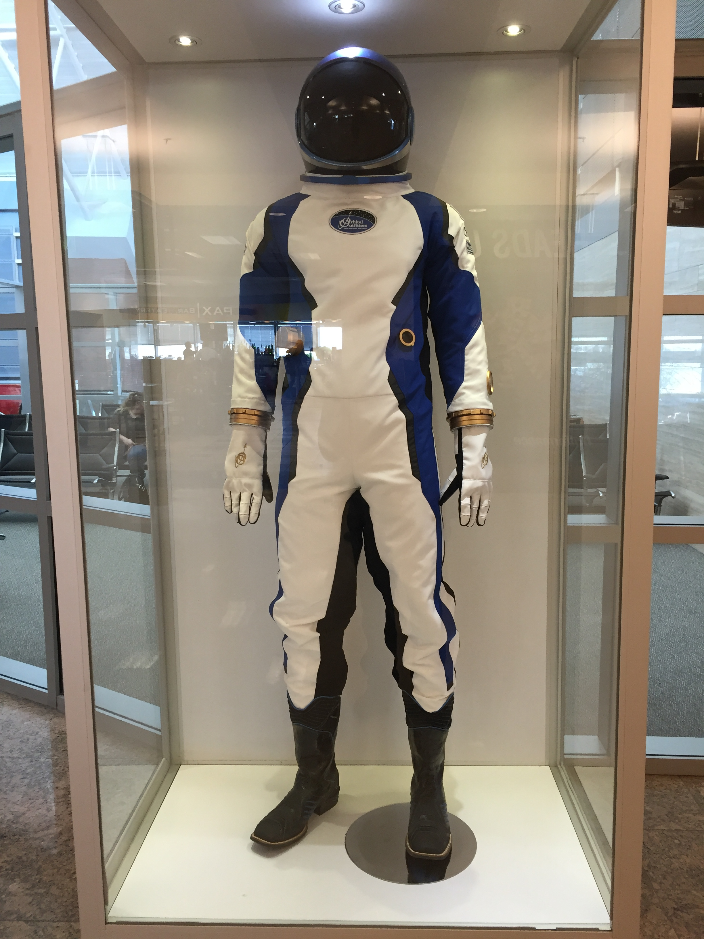 Orbital Outfitters Space Suit