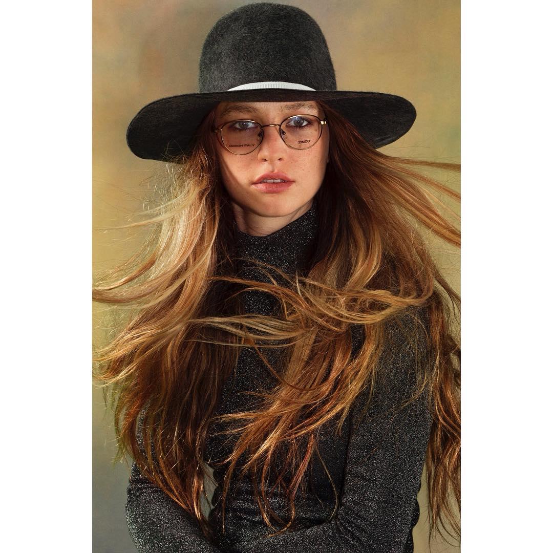 Glasses by Zimco, Made in Italy.   Rosey Diamond   Shot by Jason Nocito (@jasonnocito666)  For Bad Day Magazine  (@baddaymag)  HOUSEtribeca.com  photo-retouching house    #photo #photoshoot #photography #photographer #jasonnocito #style #styling #stylist #model #modeling #roseydiamon #alexandramarzella #arttwerk666 #mua #makeup #retouch #retouching #housestudios #nyc #newyorkcity #editorial #design #designer #fashion #fashioneditorial #fashionphotography #tuesdays #zimco #glasses #hat #action