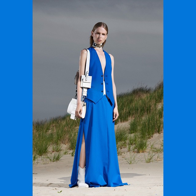 Lina Berg  (@_lina_berg_)  Shot by Dario Catellani  (@dariocatellani)  For Costume National  (@costumenational)    HOUSEtribeca.com  photo-retouching house    #photo #photoshoot #photography #photographer #dariocatellani #style #styling #stylist #model #modeling #linaberg #mua #costumenational #retouch #retouching #housestudios #nyc #newyorkcity #editorial #hair #design #designer #fashion #fashioneditorial #fashionphotography #r16