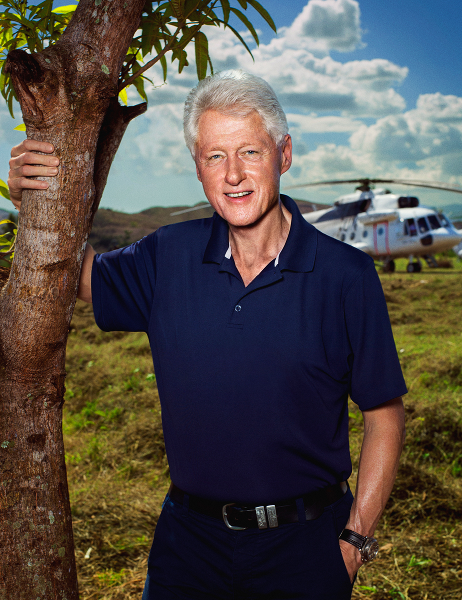 https://www.behance.net/gallery/25912251/Alexei-Hay-Town-Country?    Check Out this image of Bill Clinton shot by Alexei Hay (@alexeihay) for Town and Country Magazine.  Retouching by HOUSE. For more work check us out on Instagram: @housestudiosnyc