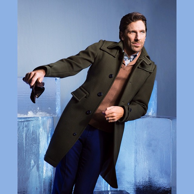 Handsome Swedish-born goaltender for the Rangers, Henry Lundqvist (@hank30nyr)    Shot by Alessandra Petlin    For Forbes Magazine  (@forbes)    HOUSEtribeca.com  photo-retouching house      #photo #photoshoot #photography #photographer #alessandrapetlin #style #styling #stylist #athlete #rangers #henriklundqvist #hockey #playoffs #retouch #retouching #housestudios #nyc #newyorkcity #editorial #blue #design #designer #fashion #fashioneditorial #ice