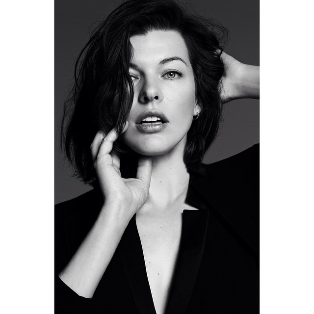 Beautiful model/actress   Milla Jovovich (@millajovovich)    Shot by: Dario Caterllani (@dariocatellani)    HOUSEtribeca.com  photo-retouching house    #photo #photoshoot #photography #photographer #dariocatellani #style #styling #mua #makeup #magazine #editorial #model #millajovovich #jovovich #beautiful #actress #celebrity #retouching #photoshop #housestudios #nyc #newyorkcity