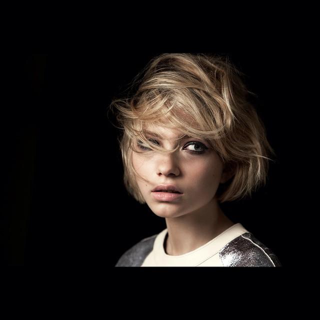 #TaviGevibson for #rollingstone #magazine Photographed by @hudsonphoto  #fashion #portrait #photography #studio #youth #rookiemag #girlpower _________________________________    HOUSEtribeca.com  photo-retouching house