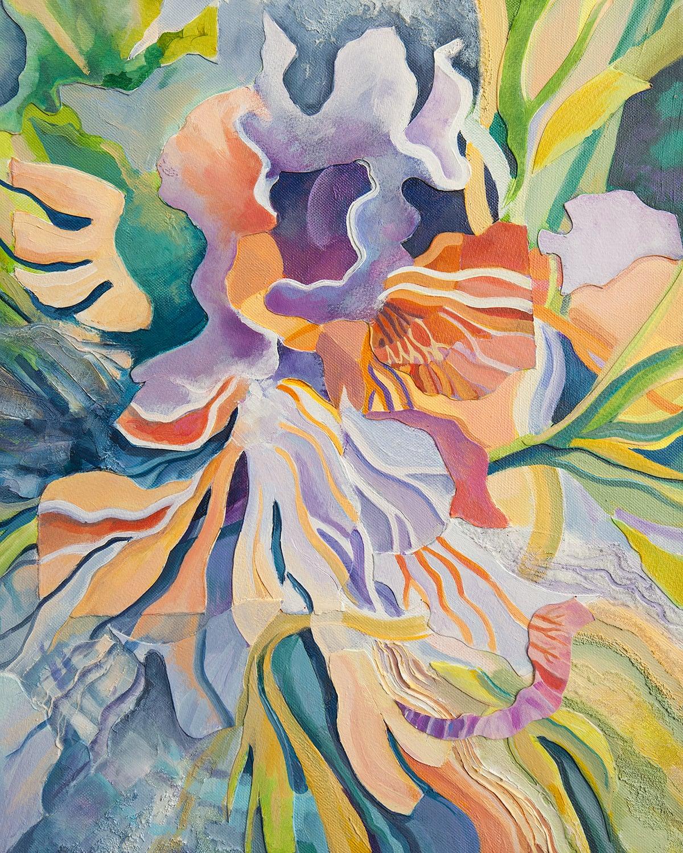 """Abstract Iris"""