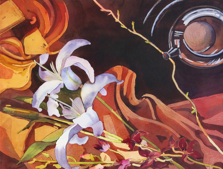 """""""Requiem in Watercolor"""""""