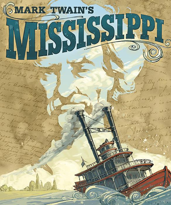 Mark Twain's Mississippi