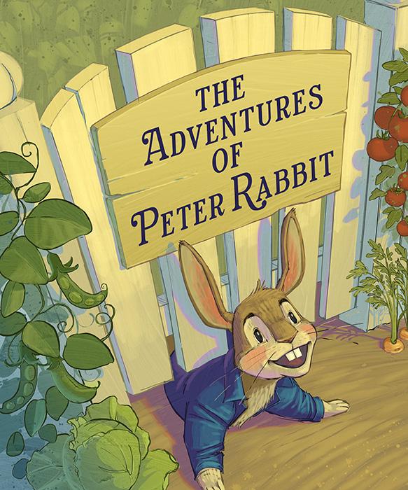 The Adventures of Peter Rabbit