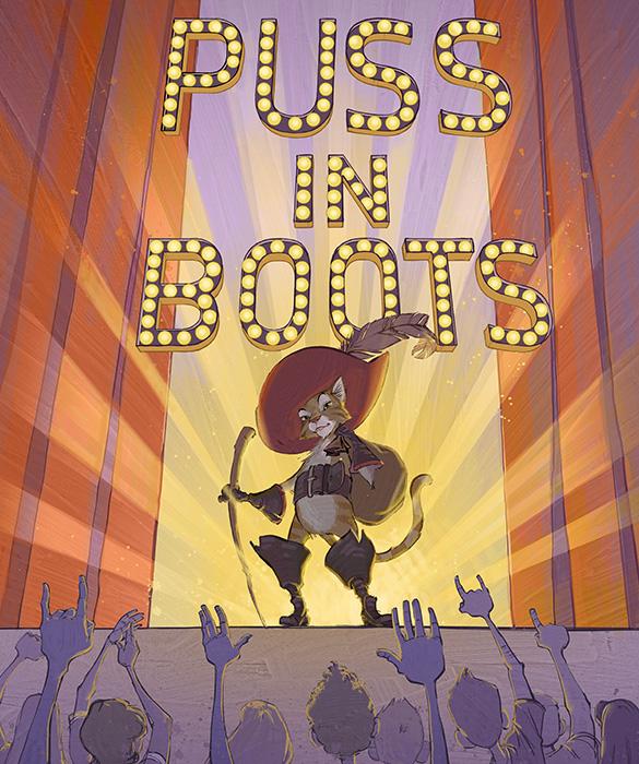 Puss in Boots: RockStar
