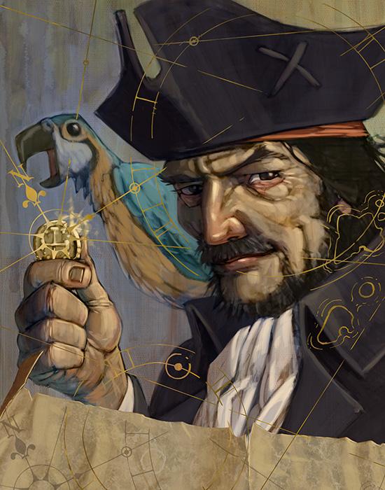 Treasure Island: Coin