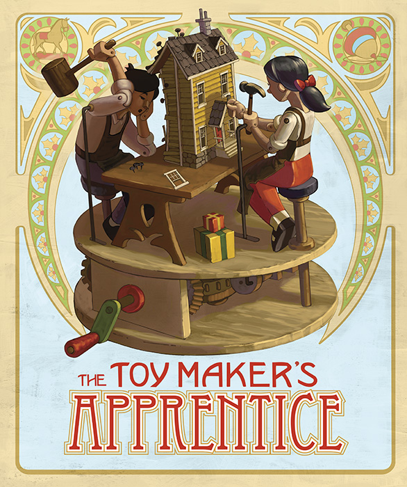 The Toymaker's Apprentice: Automaton