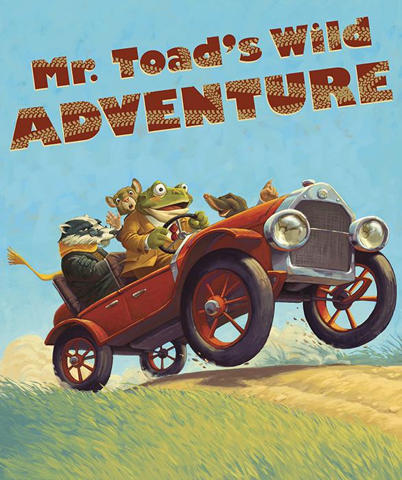 Mr Toad's Wild Adventure