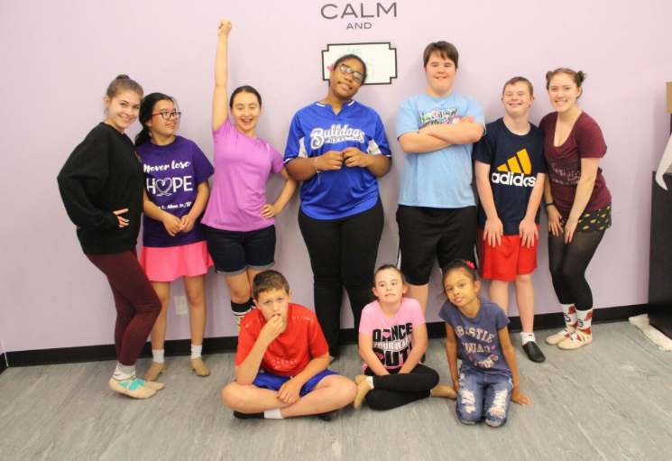 - A Movement Class For Children and Adults With Special Needs Ages 7-adult!