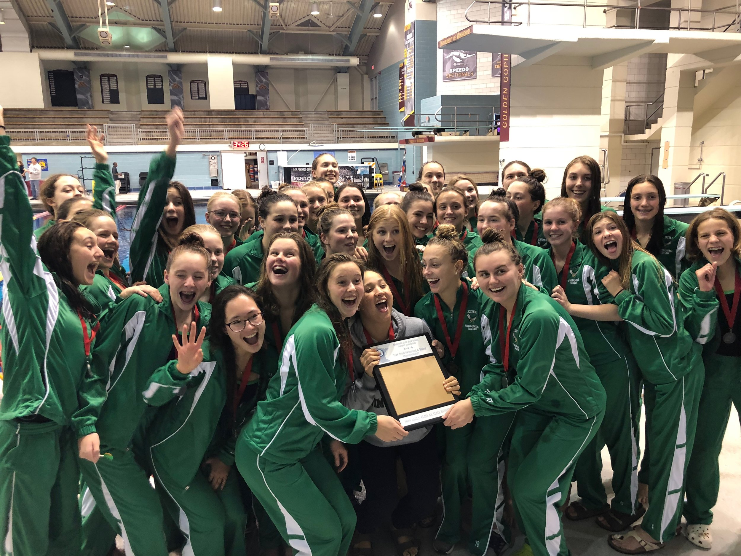 edina, runner up