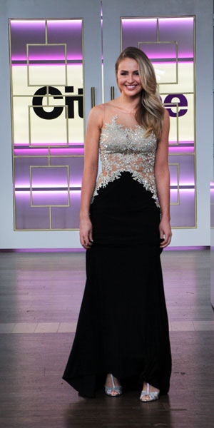 Look 2: Carrie Underwood