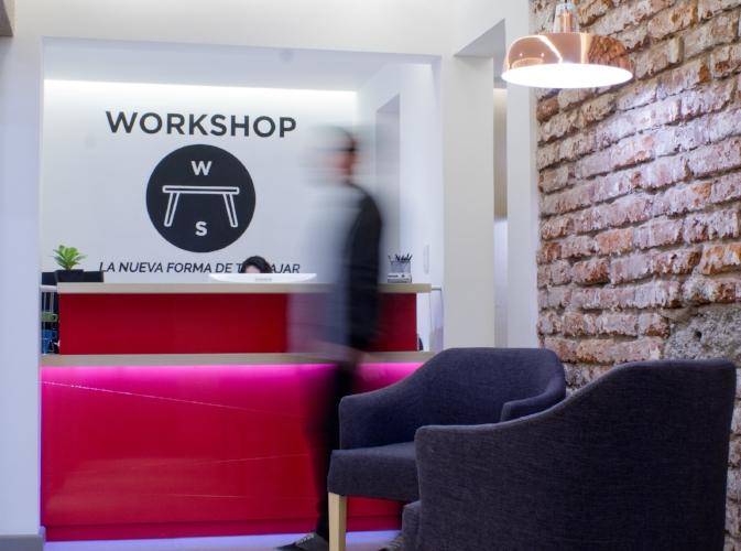 Workshop Coworking - strategy  branding  web