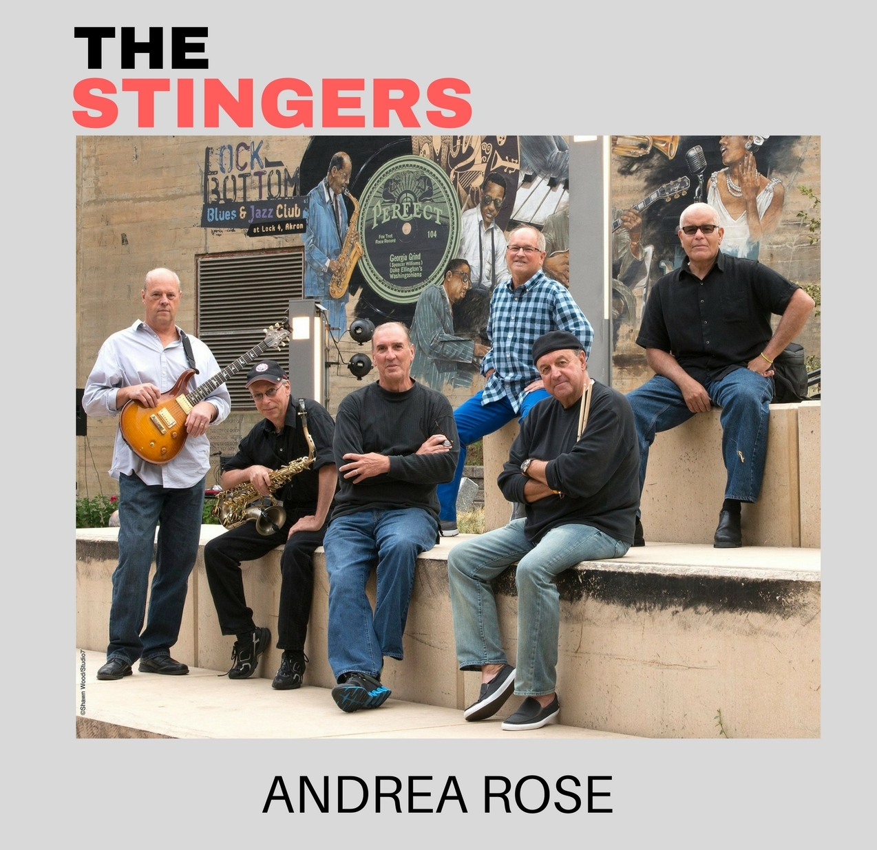 the stingers andrea rose cover