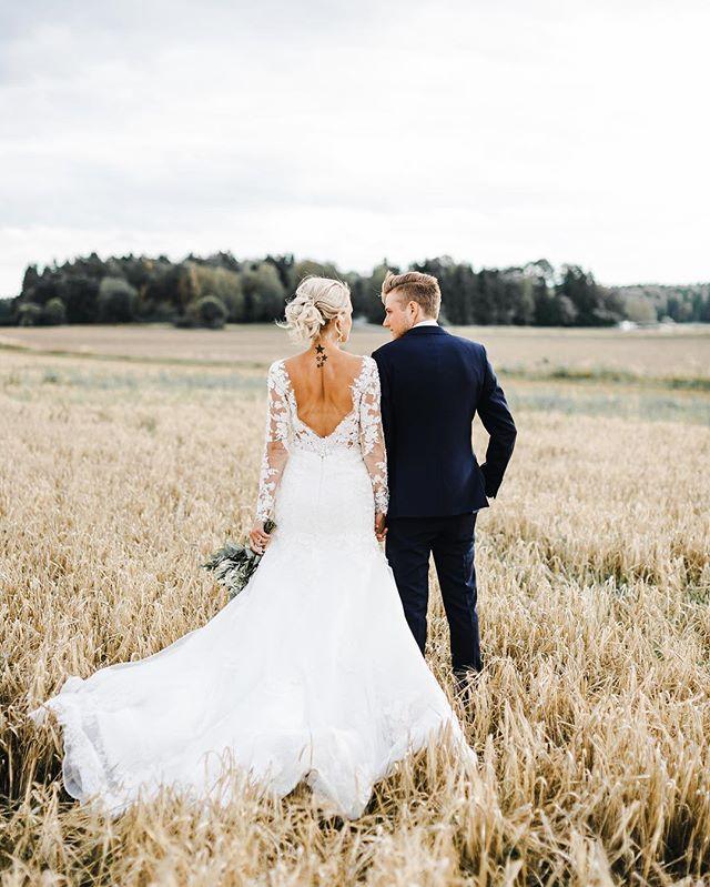 Med vårkänslor i kroppen har jag bokat in mitt sista bröllop för perioden maj-september 2019! Känns så fantastiskt att redan nu veta att man har världens bästa sommar framför sig! 🥰