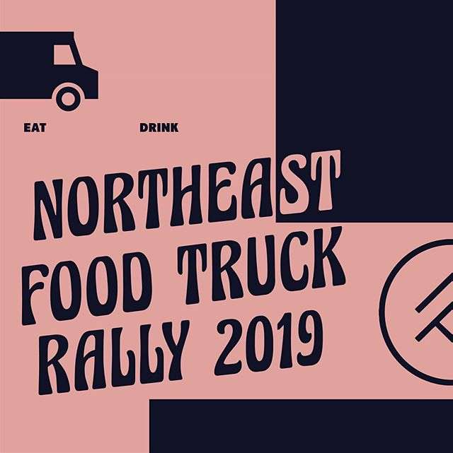 Find us at @ablebrewery Saturday [7.13] from 3-10pm! • 15 food trucks, 6 bands, lots of beers, all to support Meals on Wheels • Free, kid + doggo friendly! #nefoodtruckrally #ablebrewing #sasquatchsammys #mnfoodtrucks