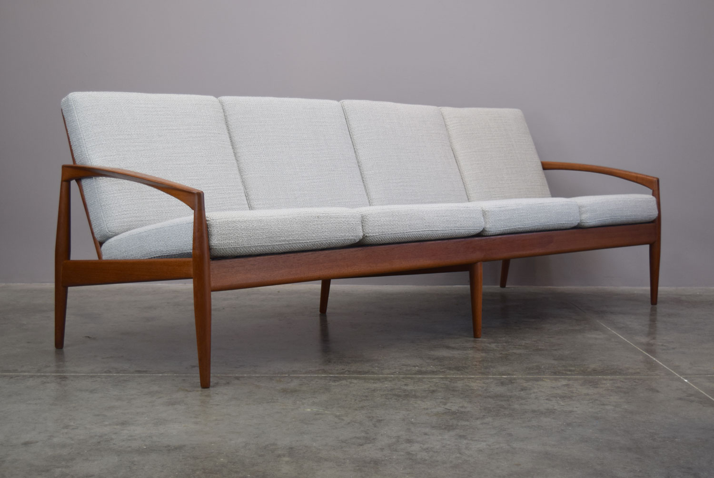 Kai Kristiansen 'Paperknife' 4-Seat Sofa