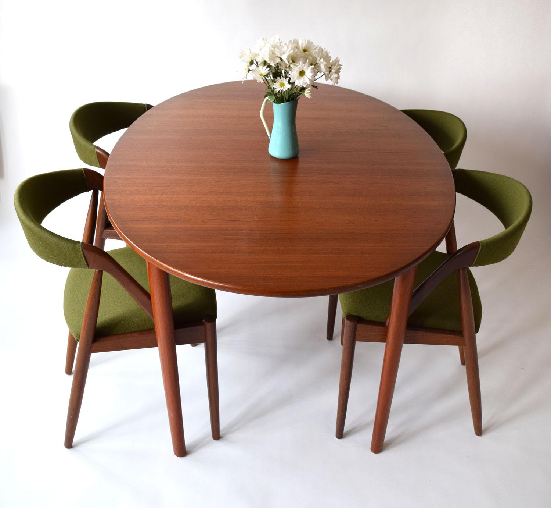 Kai Kristiansen No. 31 Chairs