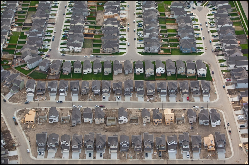 Aerial photograph of South Edmonton by Ryan Jackson   http://punkoryan.com/2011/09/18/aerial-photos-of-south-edmonton