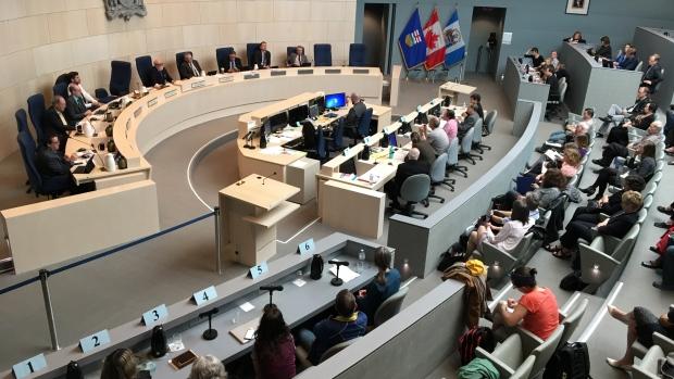 Edmonton City Council Public Hearing http://www.cbc.ca/news/canada/edmonton/drugs-injection-edmonton-debate-mccauley-addict-city-1.4094432