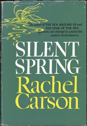 Silent Spring in its First Edition (1962)