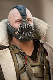 Fun fact, Bane is just grumpy because he isn't getting enough oxygen to the brain. Oxygen restriction isn't the same as High Altitude training.