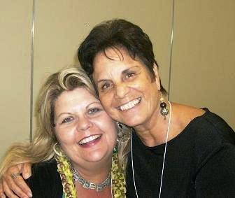 Pictured with Cindy Iannce-Spencer, Domestic Violence Action Center, Honolulu, HI