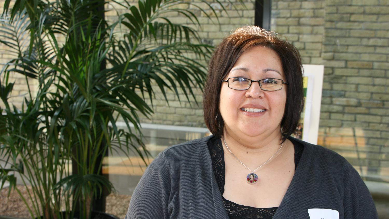 Maria   Receptionist